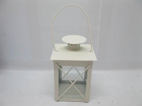 1x White Mini Lanterns Bombonieres Wedding Favours