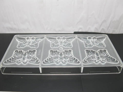 1Set Butterfly Chocolate Mould Mold Maker Wedding Party Favor [to345